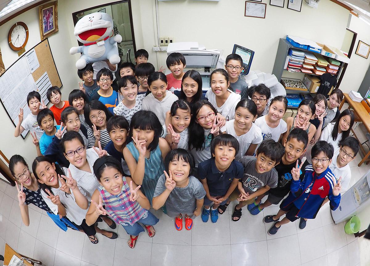タイ・バンコクの学習塾 – 学習空間NOAH